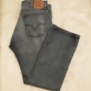 Levi's 517 Boot Cut Jeans 36 × 32